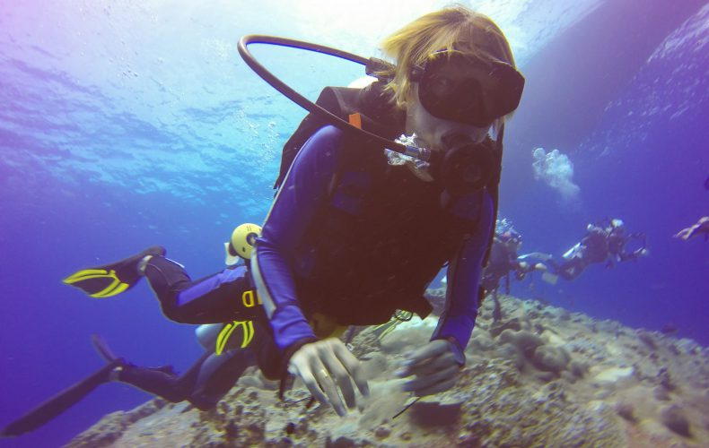 Billig dykkerlygte